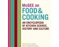 On Food And Cooking – McGee