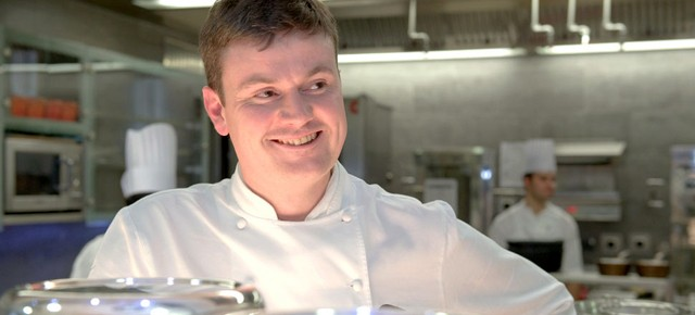 Interview With Michelin Star Chef Jocelyn Herland
