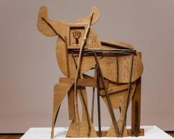Moma Picasso Sculpture