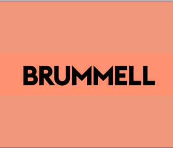 Brummell Magazine – Food For Thought